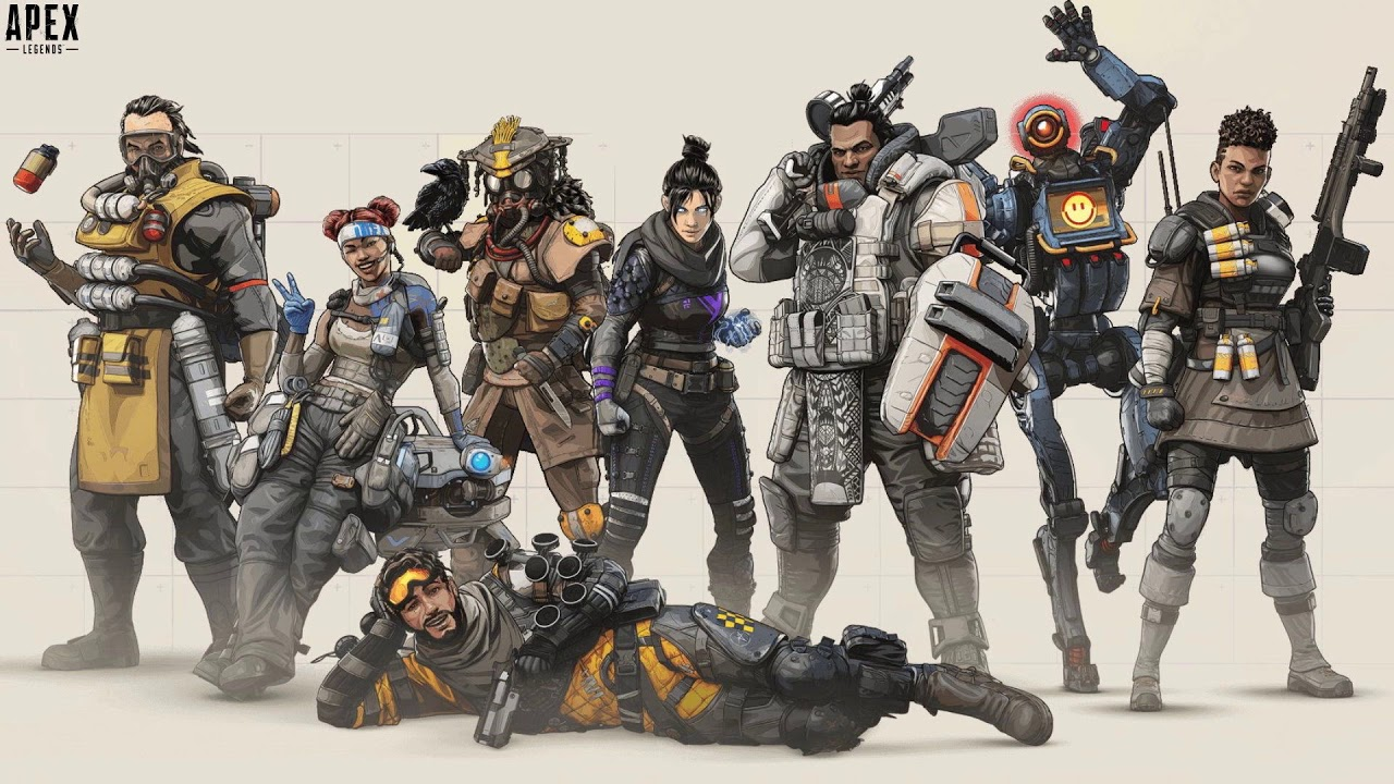 OST Apex Legends - Main Theme