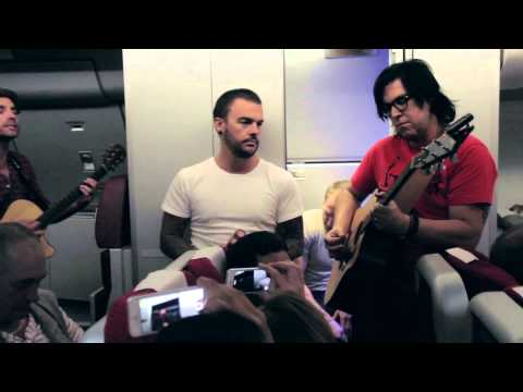 The Parlotones - On Tour With Virgin