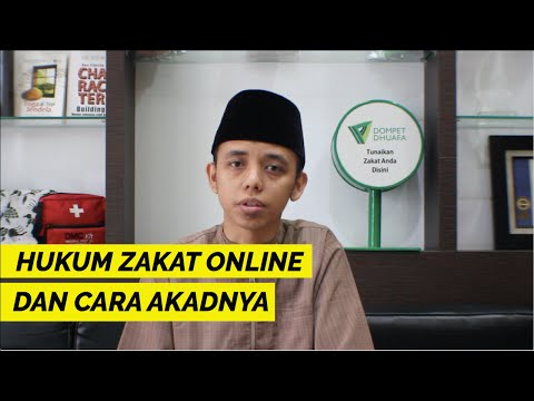 Hukum Zakat Online dan Proses Akadanya