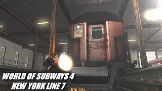 World of Subways 4 - Times Square - Manhattan - Flushing - Main St - Queens