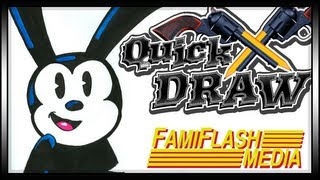 Quick Draw - Oswald the Lucky Rabbit