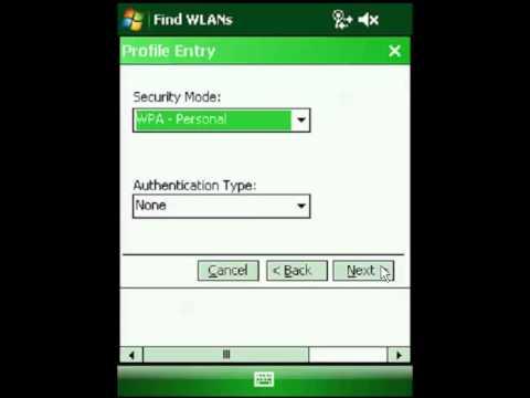 MC55 Wi Fi