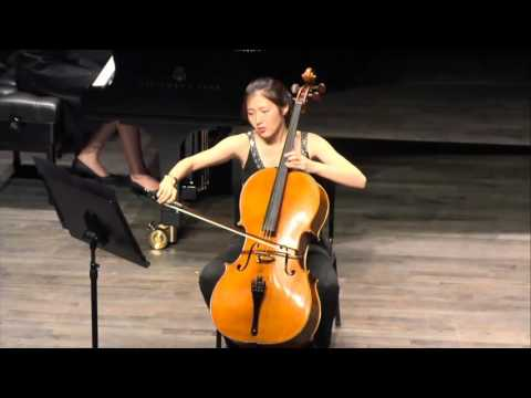 SiHyun Uhm - Two Movements for Cello & Piano