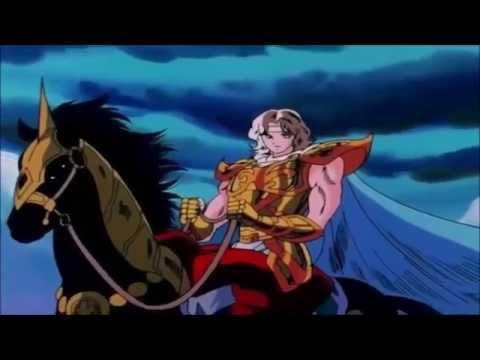 Cavaleiros do Zodíaco - Siegfried (editado)