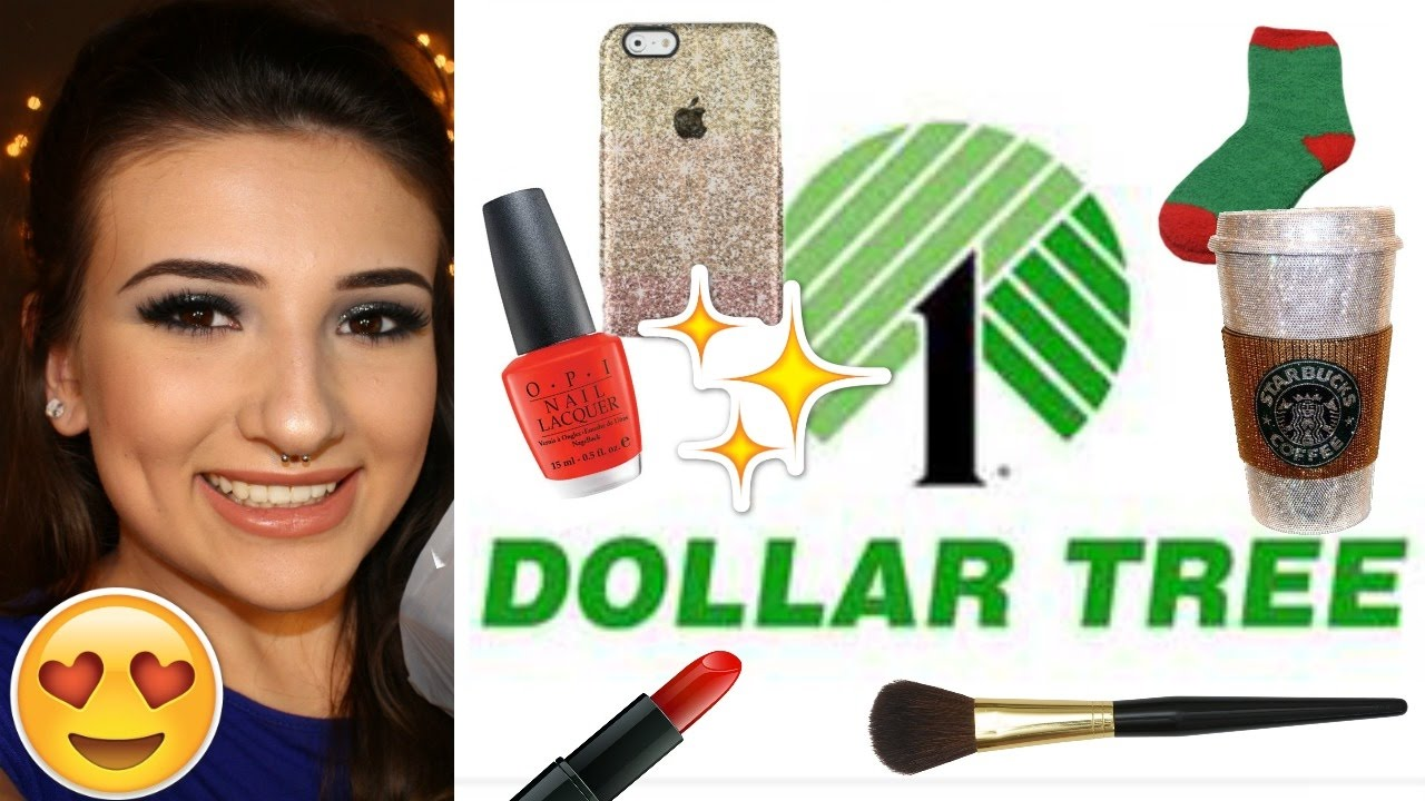 10 DOLLAR TREE Items Girls Will Actually Like : Christmas Gift Ideas ...