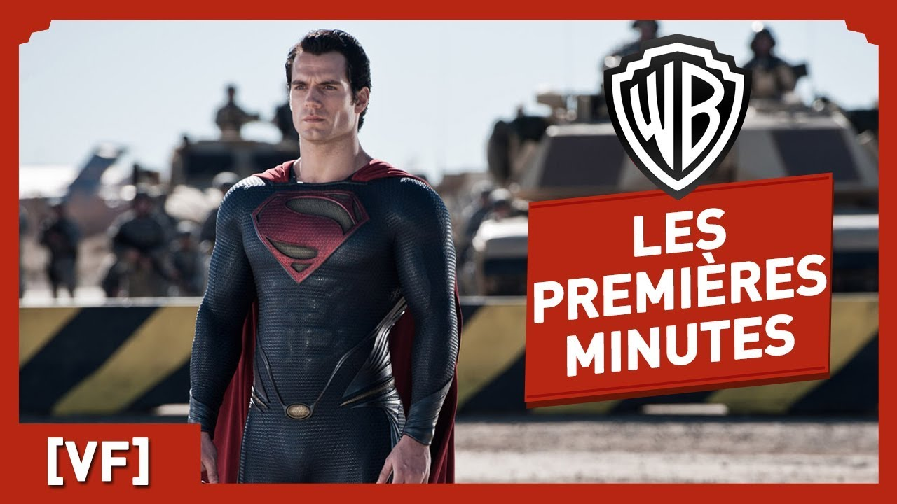 Man of Steel - Les premières minutes du film !