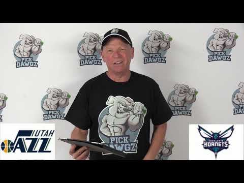 Charlotte Hornets vs Utah Jazz 12/21/19 Free NBA Pick and Prediction NBA Betting Tips