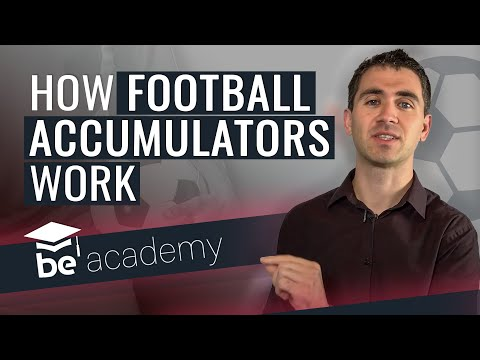 Football Betting Strategy: How To Bet On Football Accumulators