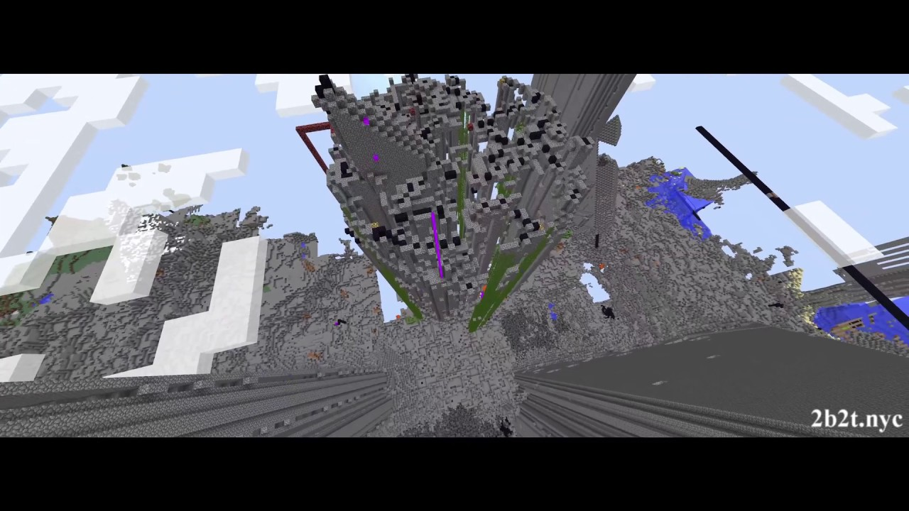 2b2t nyc - An Anarchy Server with No Anti Cheat