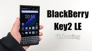 Mở hộp BlackBerry Key2 LE: Chiếc smartphone snapdragon 636 đắt nhất