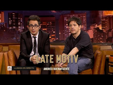 LATE MOTIV - Un dúo grande, Juan Carlos Ortega y Berto Romero | #LateMotivNavidad