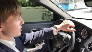 Душевный отзыв из Mercedes-Benz