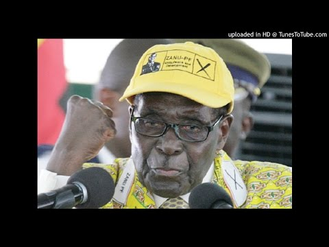 Mugabe complains about wife Grace (41 minute audio)
