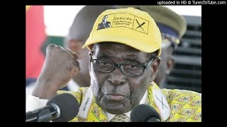 mugabe complains about wife grace 41 minute audio
