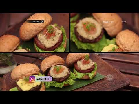 SALIHA : Ini Lho Arti Vegetarian Menurut Pandangan Islam