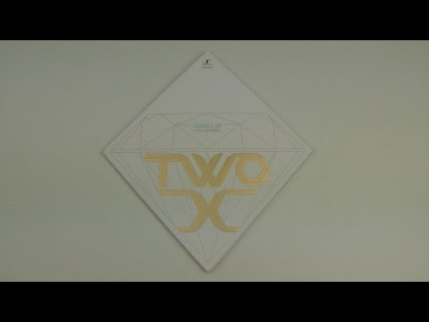 Unboxing Two X 투엑스 1st Korean Single Album Double Up