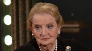 1. Madeleine Albright - Show Jana Krause 26. 10. 2012