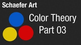 Color Theory Part 03 - Advanced Color-Mixing