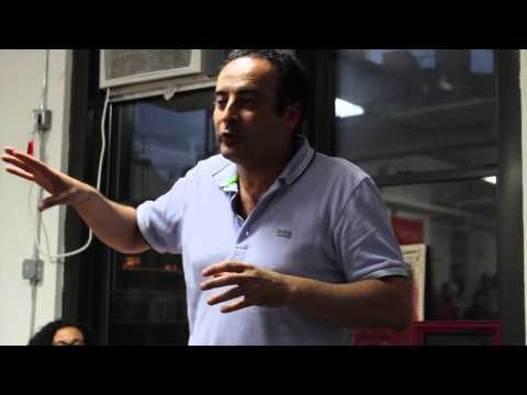 Omar El-Shafei: The Next Wave of the Egyptian Revolution - NYC ISO