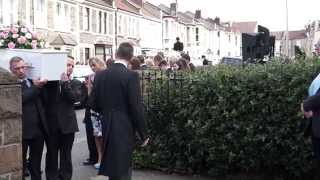 Funeral Of Becky Watts
