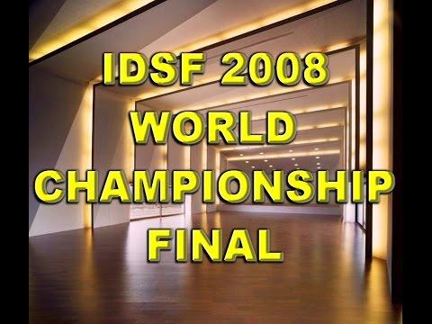 IDSF ( WDSF ) World Championship Standart 2008 Final ( Vienna )