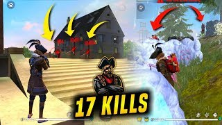 Diamond 2 Total 17 Kills in Duo Gameplay - Garena Free Fire