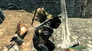 прохождение the elder skrols 5 skyrim #  7  мщение серебренной руки