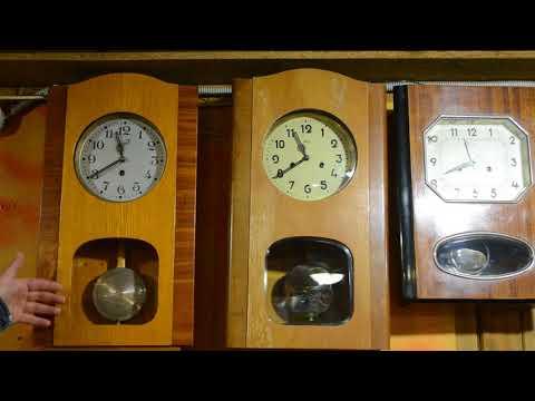 Часы настенные ОЧЗ без боя