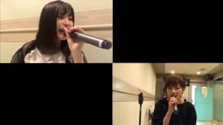 福岡聖菜(AKB48 チームB) 2017年07月20日SR 岡田奈々(AKB48 チーム4) 20...
