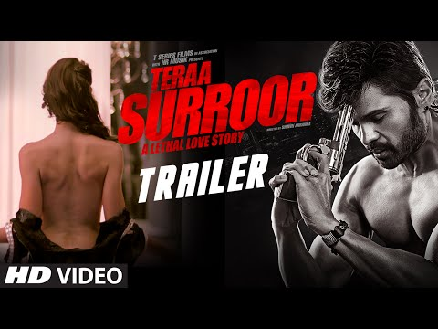 TERAA SURROOR OFFICIAL TRAILER | Himesh...
