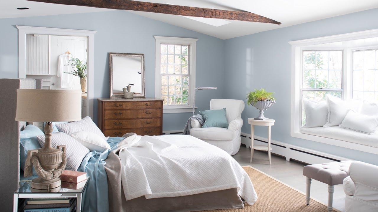 Idée Peinture Chambre Zen des idées de couleur pour métamorphoser votre chambre à coucher | benjamin  moore