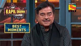Shatrughan Is Proud Of Kapil The Kapil Sharma Show Season 2 Best Moments