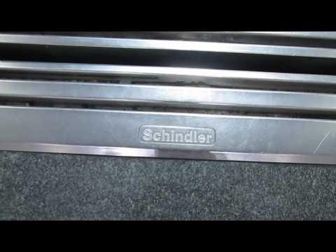 Lift Schindler @ Coop supermarket, Giubiasco Switzerland