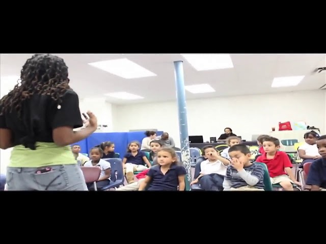 School Beats being taught at a Manatee County Boys and Girls Club