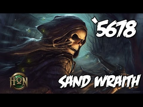Hon เกรียนๆ Let's play Sand Wraith Immortal By ตั้น'5678