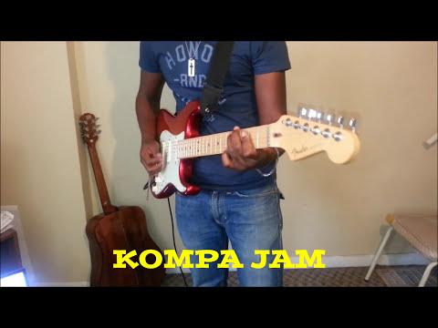 KOMPA GUITAR JAM |  Featuring :Ti Pa