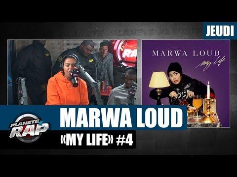 Planète Rap - Marwa Loud 'My Life' #Jeudi
