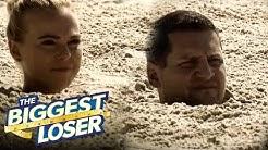 Im Sand vergraben! Welches Team kann die Trainer befreien? | 1/3 | The Biggest Loser 2017 | SAT.1