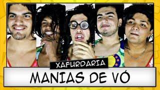 MANIAS DE VÓ