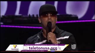 Wisin - Corazón Acelerao (Teletón USA 2016)