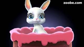 Happy Birthday (Zoobe Bunny)
