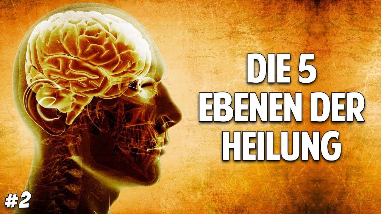 Jede Krankheit hat eine Ursache - Die 5 Ebenen der Heilung - Dr  Dietrich  Klinghardt⎪Teil 2