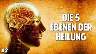 Jede Krankheit hat eine Ursache - Die 5 Ebenen der Heilung - Dr. Dietrich Klinghardt⎪Teil 2