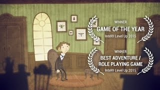 The Franz Kafka Videogame - Teaser Trailer
