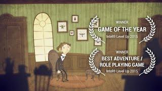 The Franz Kafka Videogame - Teaser Trailer
