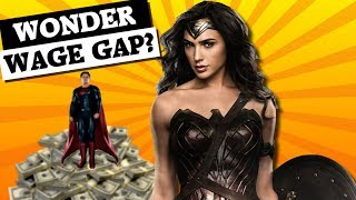 Wonder Woman and the Wage Gap