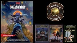 RPG Retro Review: Waterdeep Dragon Heist