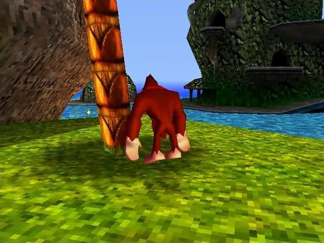 Jouez à Donkey Kong 64 sur Nintendo 64 avec nos Bartops Arcade et Consoles Retrogaming