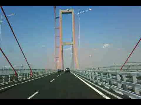 Jembatan Suramadu - Surabaya Madura Bridge