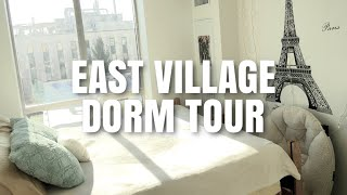 Living in a Single! Northeastern University East Village Dorm Tour 2016-2017